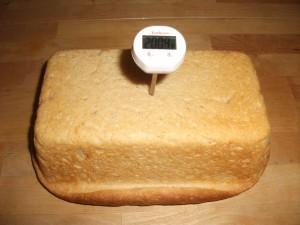 Baked Temp Loaf