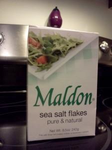 Box of Maldon