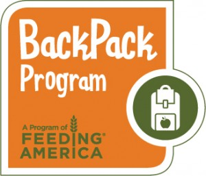 BackPack Program a program of Feeding America