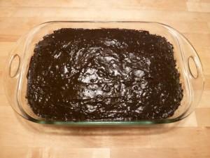 Fat and Sugar Free Chocolate Cake