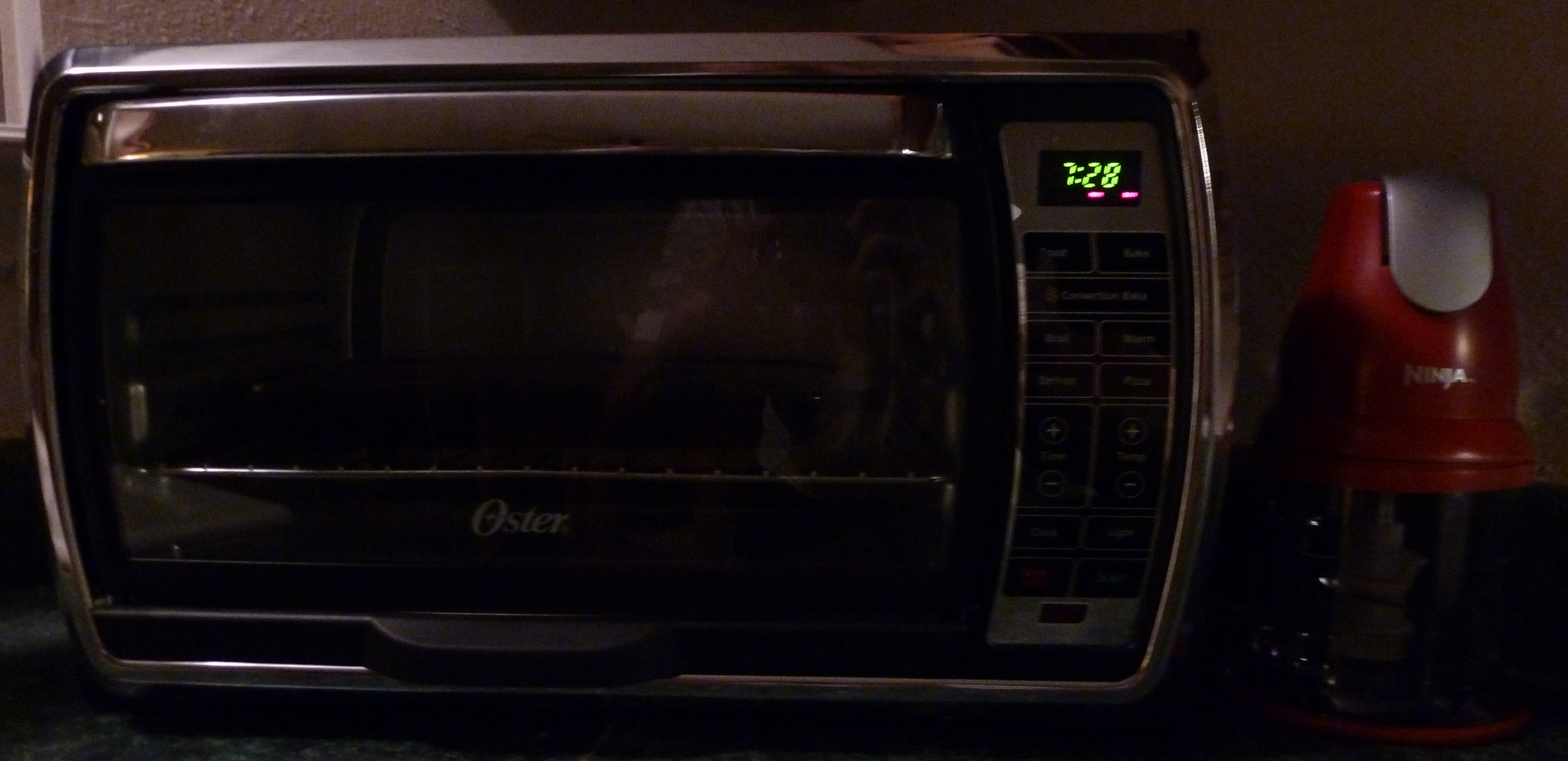Ninja Countertop Oven : How well this oven works will be the subject of a future review, as ...