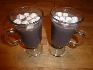 Rich and Creamy Hot Cocoa