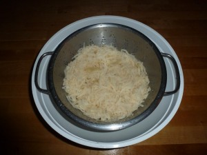 Shredded Potatoes for Hash Browns