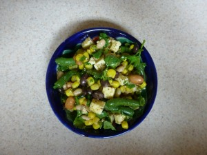 Mexican Four Bean Salad