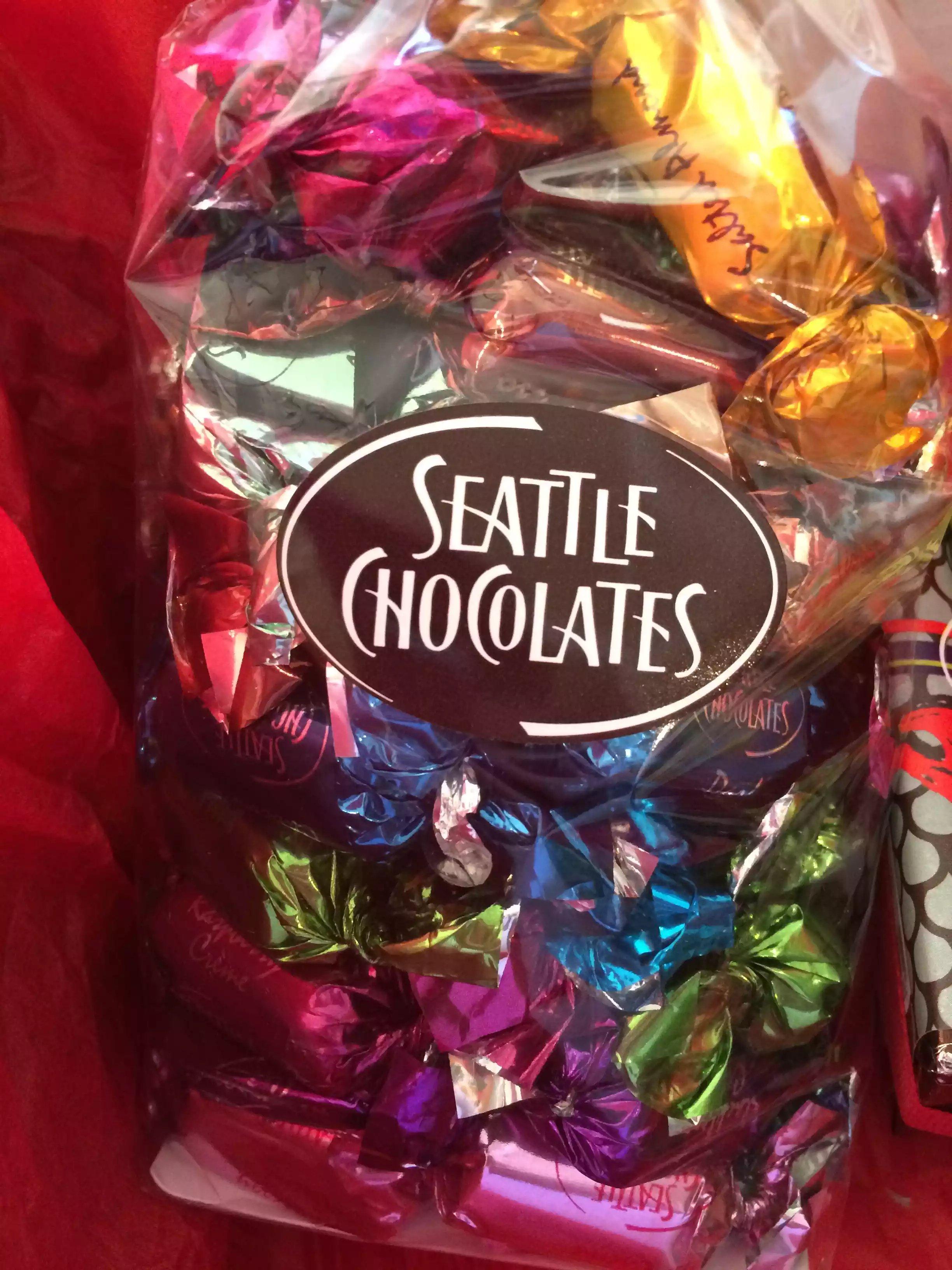 Chocolategives by Seattle Chocolates | Lukewarm Legumes